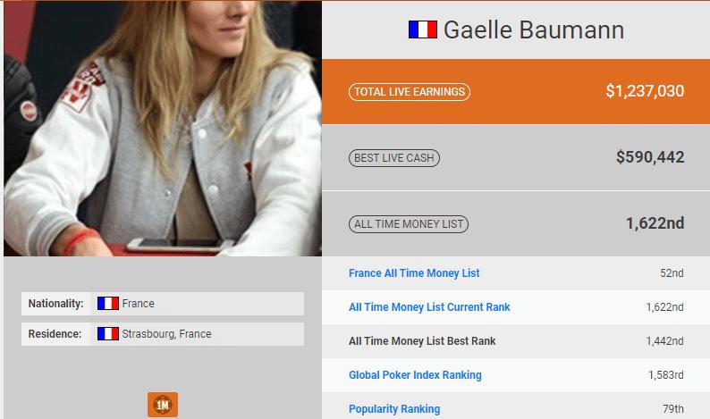 """Gaëlle """"O RLY"""" Baumann"""
