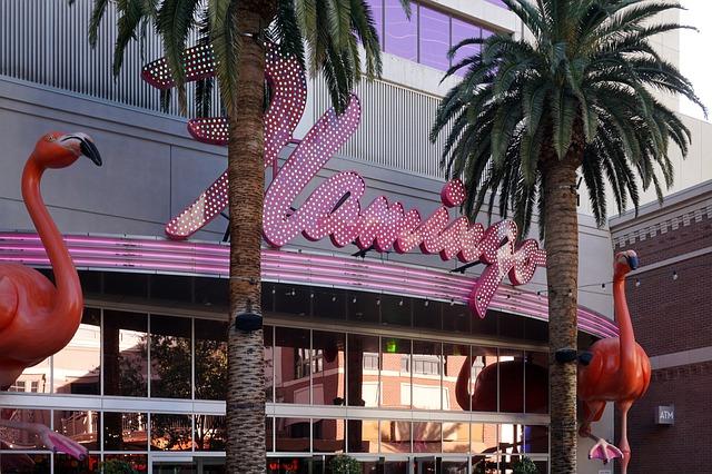 flamingo hotel a las vegas